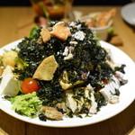 東京オーブンプチ - おせんべ入りサラダ