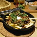 東京オーブンプチ - ゴロッとしたひき肉がいい感じのポテトフライ