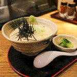 大銀杏 - 〆 山芋茶漬け☆