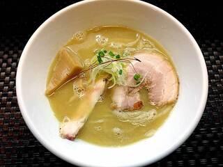 らぁ麺 飛鶏 - 鶏白湯そば