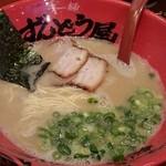 ラー麺ずんどう屋 - あっさり細麺