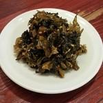 ラー麺ずんどう屋 - MAXピリ辛高菜