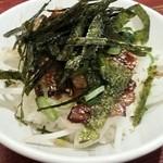 ラー麺ずんどう屋 - ミニずん丼