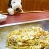 陽気 - 料理写真:ボキが注文した、いか豚焼そば 800円。