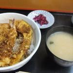 海老屋 - 天丼