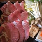 36274176 - 耶馬渓産豚 野菜たっぷり