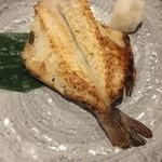 旬屋 - つぼ鯛の開き、1080円脂がのりふっくら♬