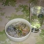 チョムパイ - 2015/03/26 21:30 焼酎お湯割り&スープ