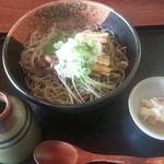 36276634 - 2013/08/16 13:10 ぶっかけ納豆そば(大盛)