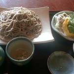 36276636 - 2013/08/16 13:10 neoは野菜天せいろ(大盛)