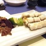 和ダイニング ハタケナカ - 穴子白焼