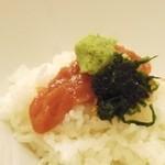 和ダイニング ハタケナカ - 料理写真:梅茶漬け