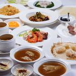 中国料理 海苑 - 料理写真:絶品中華コース
