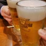 36278331 - 生ビールで乾杯♫