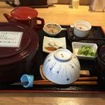 うなぎ川はら 三条家 - 料理写真: