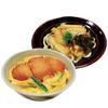 カツ丼定食(かつ丼ときざみうどん)