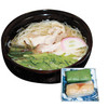 大和路定食(温・冷三輪素麺と柿の葉寿司)