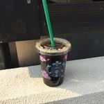 スターバックスコーヒー - ドリンク写真:桜が素敵なカップ♬