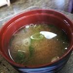 ワイズ - 味噌汁