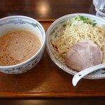 麺屋 壱福 - 濃厚坦々風つけめん(並)700円