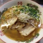 丸徳 - 醤油ラーメン