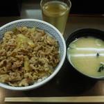 丼太郎 - 牛丼 ¥260-