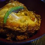 水塩土菜 - かつ丼