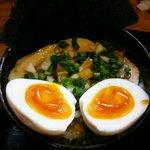 Menyachakuriki - 味玉チャーシュー丼