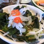 うおせい - サラダ