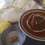 インディアンレストラン&バー GANGA - 日替わりカレー(チキン&エリング)