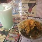 インディアンレストラン&バー GANGA - ミントラッシー