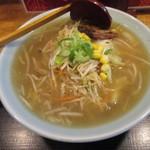 さっぽろらうめん 榛原店 - 料理写真:高原しお野菜らーめん 815円+税