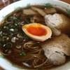 ラーメン山河 - 料理写真:醤油ラーメン550円