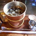 シャルマン - アイスコーヒー