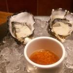 シュリンプ ガーデン - タスマニア産生牡蠣