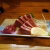 鳥八 - 料理写真:ワラサ刺し