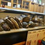 36299351 - 貝類が充実しているなぁ~(*´▽`*)
