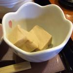 割烹居酒屋のんき - 小鉢
