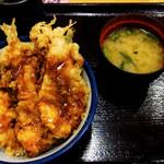 36302720 - 純和鷄天丼