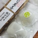 国分菓子店 - 羊羹と大福二種