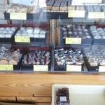 国分菓子店 - 店内