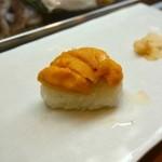 築地寿司清 - [2回目]うにの握り
