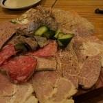 ラピヨッシュ - 肉屋の前菜
