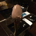 洋食屋チーフ - デザートのアイス