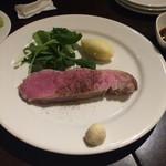 洋食屋チーフ - ローストビーフ