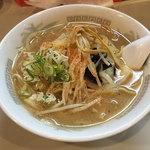 36309070 - 野菜味噌ラーメン780円