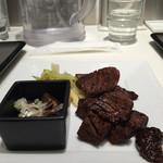 牛タン専門レストラン 陣中 冠舌屋 - 料理写真: