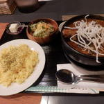 かのん - スープカレー 1050円