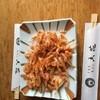 うなぎ 立花 - 料理写真:川エビ480円