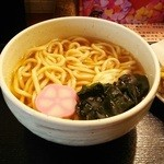 うどん sugita - 肉付うどん (うどん)